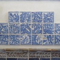 Allestimento in ceramica