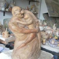 Scultura in ceramica