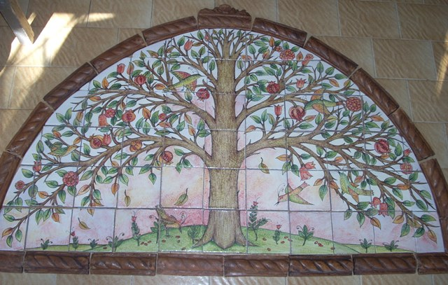 Pannelli decorativi rossi giampiero - Pannelli decorativi murali ...