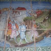 Particolare storie di Marco Polo