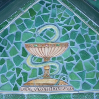 Pavimento in mosaico Rossi ceramiche.JPG