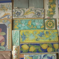 Ceramiche decorate a mano