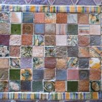 Pavimentazione in ceramica