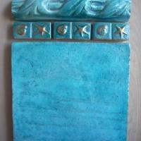 Ceramiche tema marino