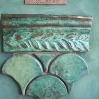 Forma squame in ceramica